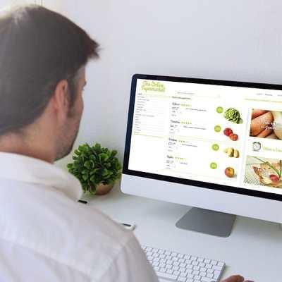 Aprovecha el servicio en línea de Superama.