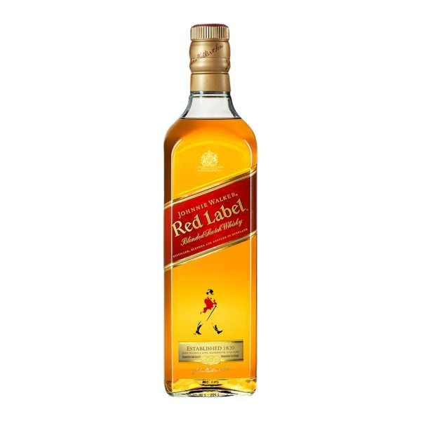 Whisky Johnnie Walker Red Label 700 ml
