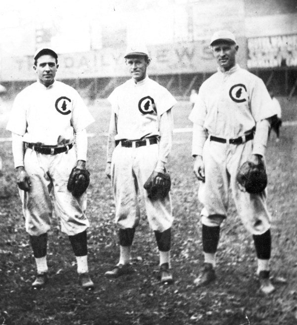 The 1906-10 Chicago Cubs: The Best Team in National League ...