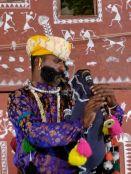 Rajasthan Bagpiper
