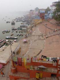 Indian Religion: Varanasi cricket pitch