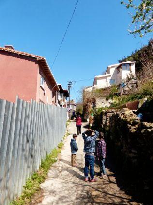 Anadolu Kavağı back streets