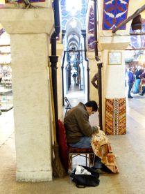 Repairs - Grand Bazaar