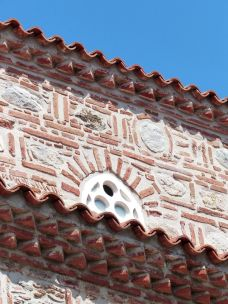 The thirteenth century mosque next door