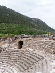 The odeon, Ephesus