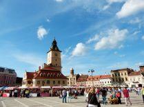 Market square, Brasov