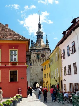 Old town 2 - Sighisoara