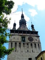 Clock tower 1 - Sighisoara