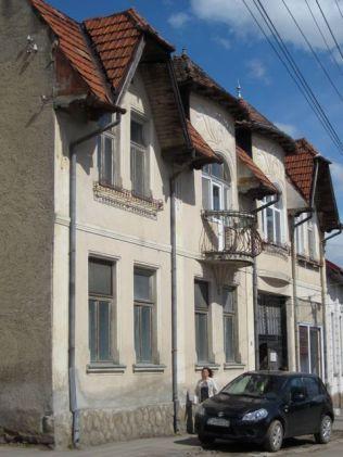 Old town building 1 - Sfantu Gheorghe