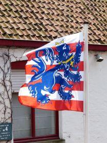 Bruges' flag