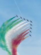 Frecce Tricolore - Viva Italia!