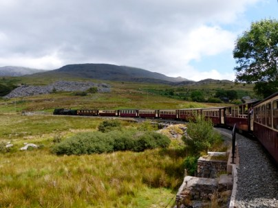 Steam and Snowdonia
