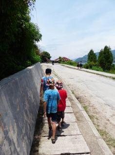 On the Tuk Tuk trail