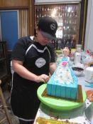 PODA cake - After!