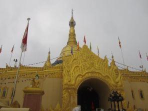 Buddist Temple - Exterior