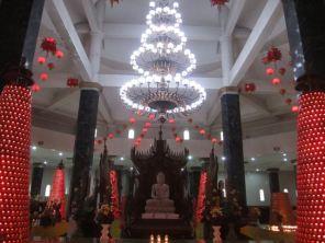 Buddist Temple - Interior