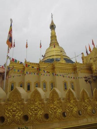 Buddist Temple - Exterior 2