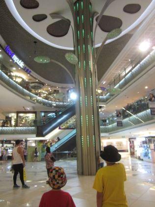 Mega malls
