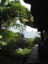 near Tanah Lot
