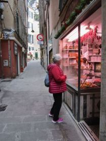Pam in Genoa