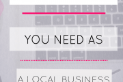 One Thing You Need as Local Business
