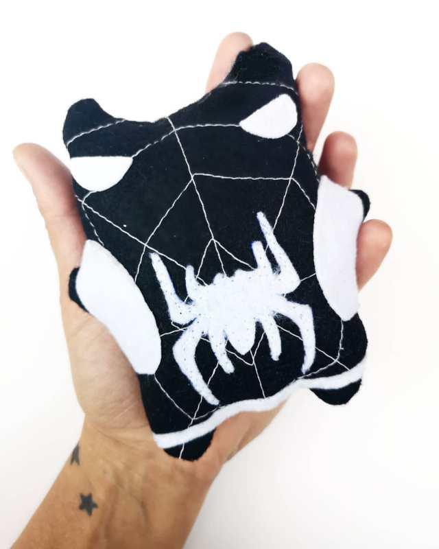 SabrinaBerrich - Doudou Spiderman, le Tuto !