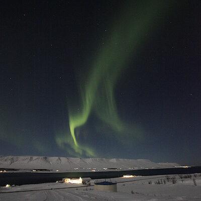 Nordlicht Island