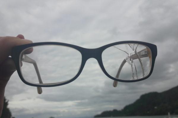 Zwei Sachen prägten den heutigen Tag: Wolken und meine kaputte Brille. Ansonsten wäre da noch das interessante Bergsädtchen Røros mit Kupfererz-Geschichte und das heutige Etappenziel Trondheim erwähnenswert(er) gewesen.