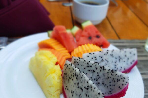Koh Libong Frühstück