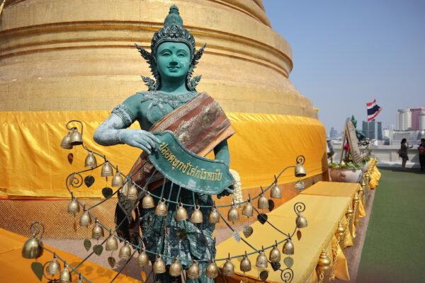 Tempel Golden Mountain