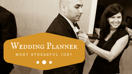 Wedding Planner Most Stressful Job Sabrina Cadini