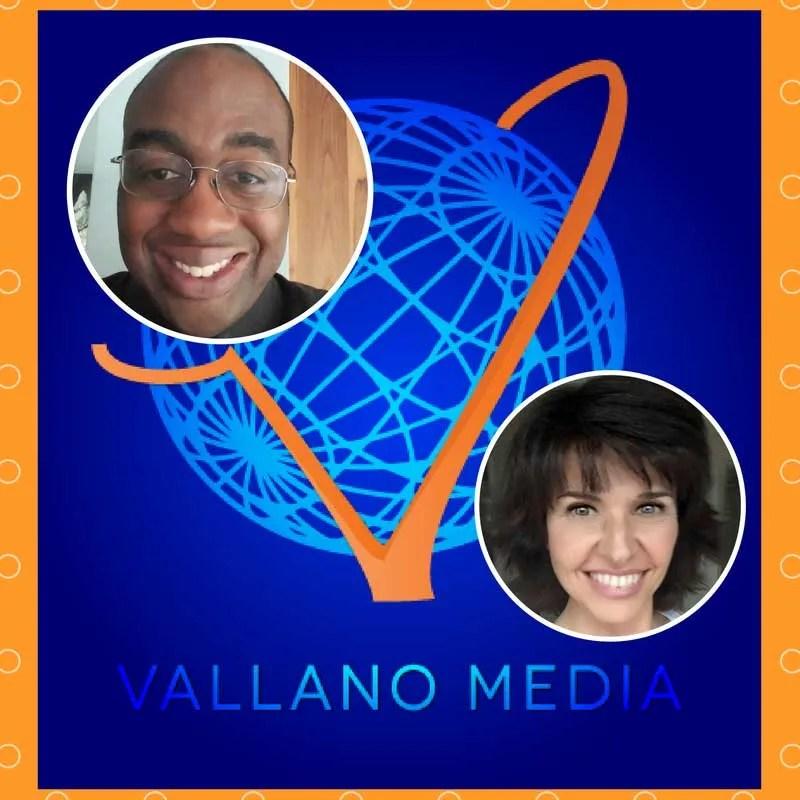 sabrna cadini guest on vallano media podcast wedding business coach live streaming digital marketing