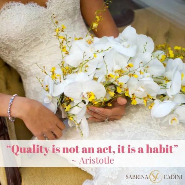 sabrina cadini monday moves me blog post motivational quality as habit wedding business coach weddingpreneurs