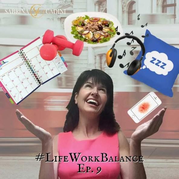 sabrina cadini life-work balance own your life achieve success business productivity coach entrepreneurs creatives goal setting
