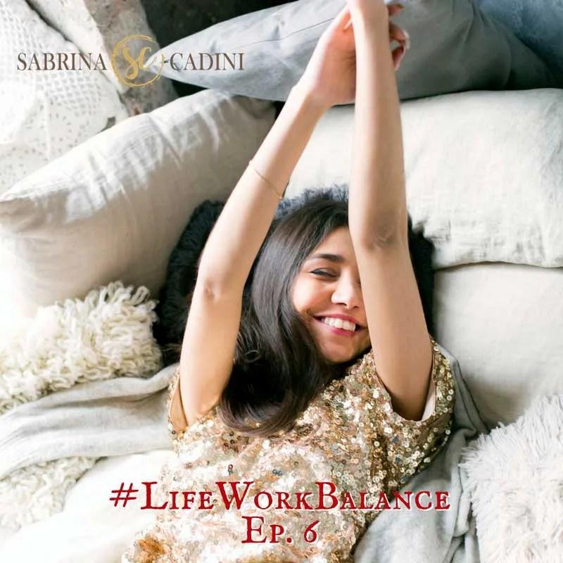 sabrina cadini life-work balance sleep productivity business coach entrepreneurs productivity focus well being