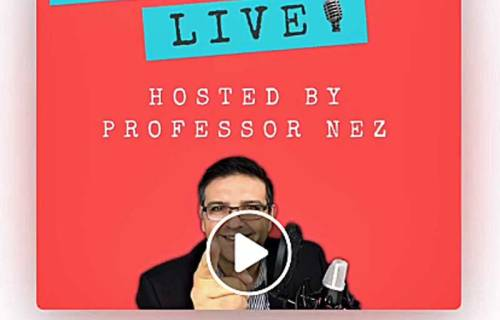 sabrina cadini podcast interview professor nez neznation life work balance