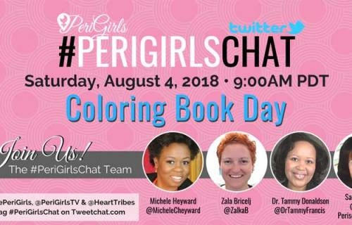sabrina cadini perigirlschat twitter chat guest coloring book day creative entrepreneurs