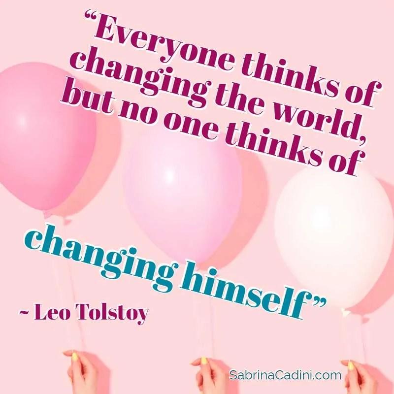 sabrina cadini monday moves me change yourself changing inspirational motivvational creative entrepreneurs quote