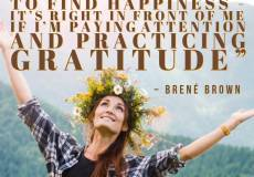 sabrina cadini monday moves me practicing gratitude motivational inspirational quote creative entrepreneurs happiness