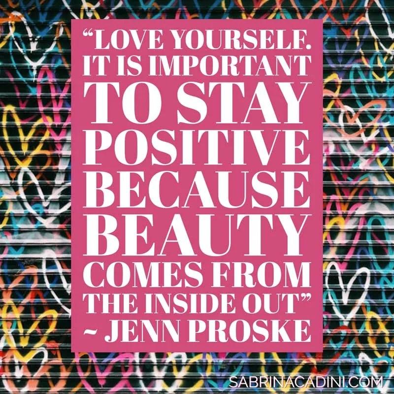 sabriina cadini monday moves me creative entrepreneurs love yourself challenge positivity