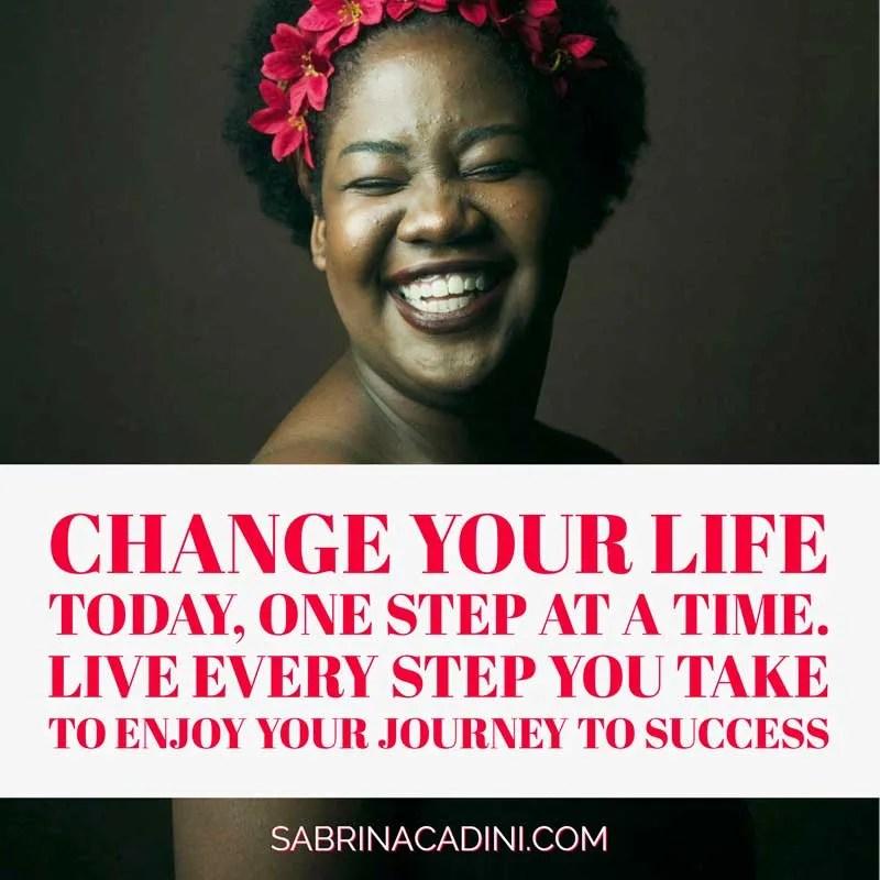 sabrina cadini monday moves me change your life enjoy your journey to sucess life-work balance positive mindset creative entrepreneurs