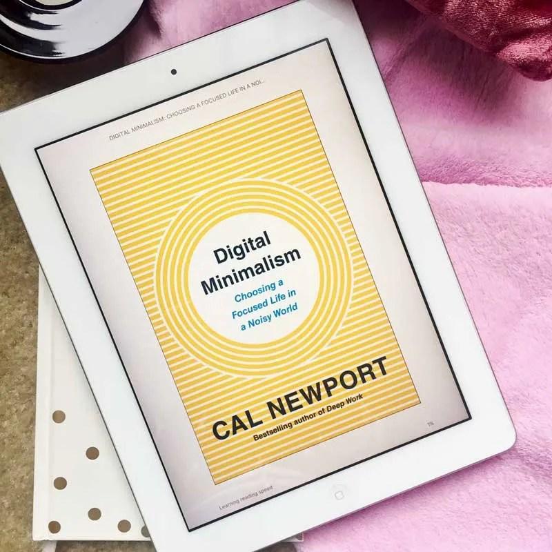 sabrina cadini digital minimalism cal newport national day of unplugging social media life-work balance well-being