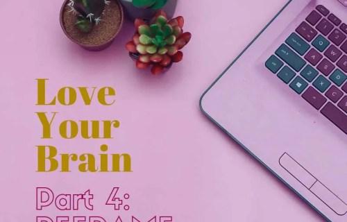 sabrina cadini love your brain stress anxiety burnout management life-work balance digital addiction social media life coaching live better