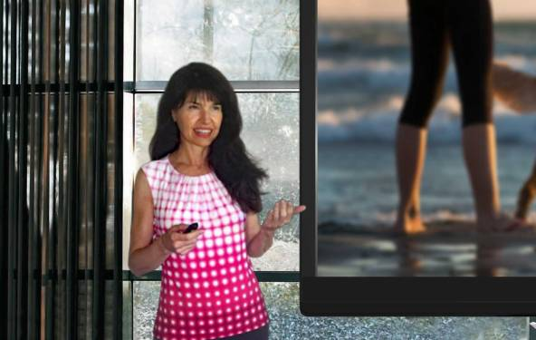 sabrina cadini speaker conference meeting life-work balance brain fitness life coach women female entrepreneurs busy professionals speaking