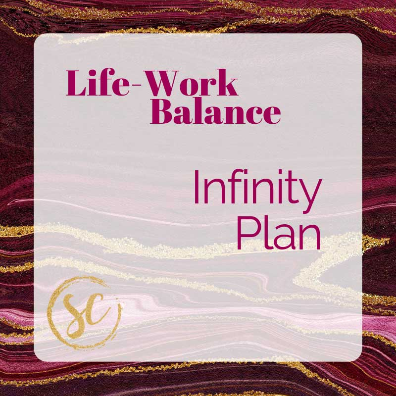 sabrina cadini life work balance coaching program infinity plan