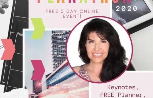 sabrina cadini holistic life coach brain fitness life-work balance online summit happy tribe planathon 2020 happily hedy
