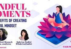 sabrina cadini holistic life coach brain fitness life-work balance twitter chat winniesun guest mindfulness