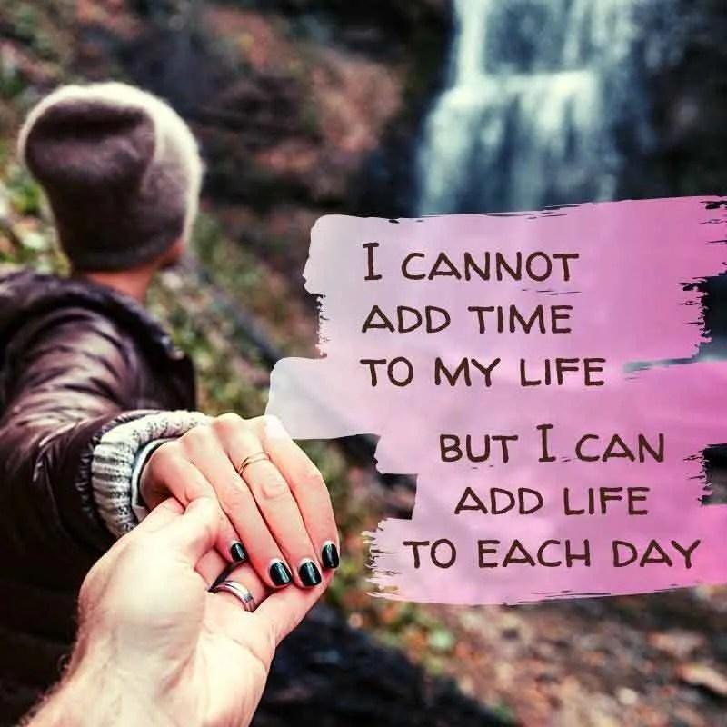 sabrina cadini add more time to your life holistic life coach life-work balance mental health mindfulness gratitude awareness