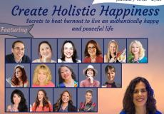 sabrina cadini create holistic happiness speaking conference burnout stress life-work balance