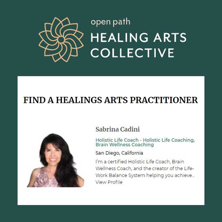 sabrina cadini holistif life coach healing arts collective life-work balance
